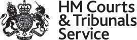 HM Courts & Tribunals Service (HMCTS) Logo